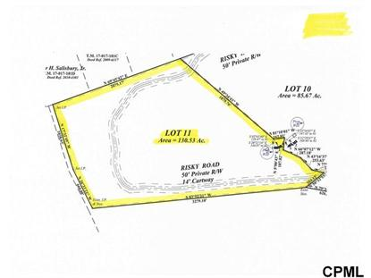 Lot 11 Risky Road, Lewistown, PA