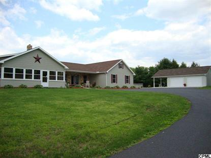 661 Mountain Road Millerstown, PA MLS# 10253404