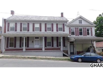 106 Main Street Landisburg, PA MLS# 10270629