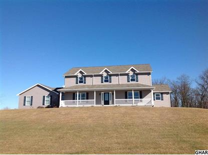 740 Pumpkin Center Road Klingerstown, PA MLS# 10281809