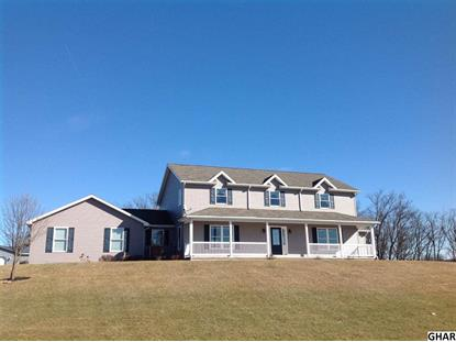 740 Pumpkin Center Road Klingerstown, PA MLS# 10281810