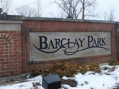 2972 Barclay Way Ann Arbor, MI MLS# 3237488
