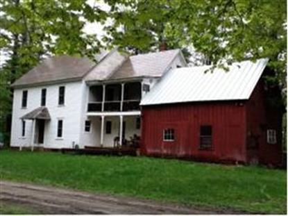 283 Pratt Hill Road , Cavendish, VT