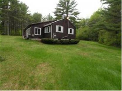 105 Granite Road , Effingham, NH