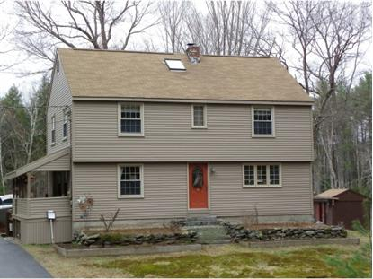 260 Corn Hill Boscawen, NH MLS# 4352412