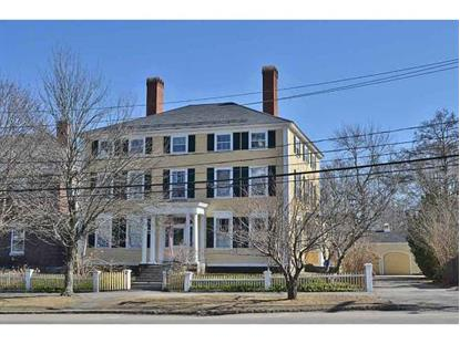 12 Front Street Exeter, NH MLS# 4377613