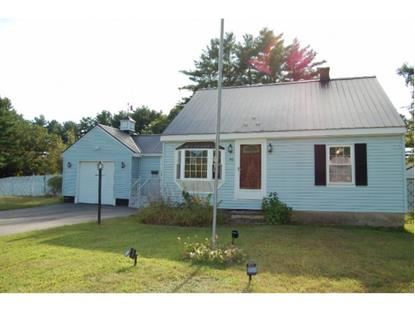 158 MILTON ROAD Rochester, NH MLS# 4383264