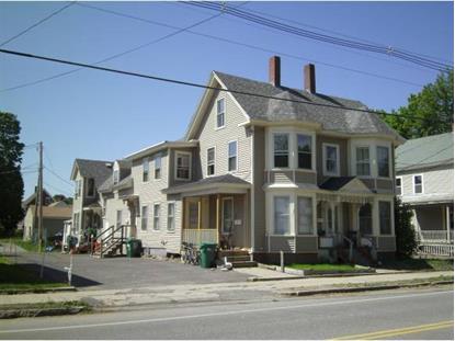 328 Portland Street  Rochester, NH MLS# 4413246