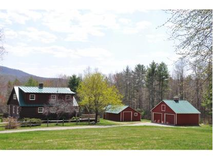308 Sargent Hill Road  Pawlet, VT MLS# 4418299