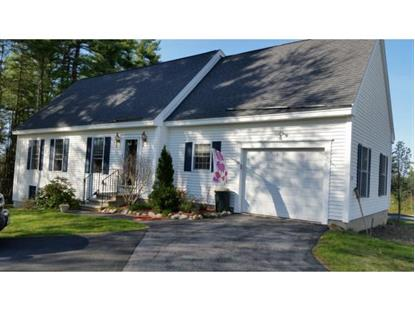 182 Forest Hill Way Manchester, NH MLS# 4419801