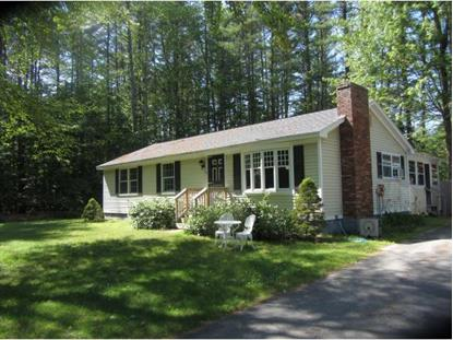 29 Horseshoe Pond Road  Andover, NH MLS# 4438457