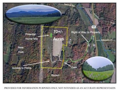 640 Edwards Lane West  Pawlet, VT MLS# 4441793
