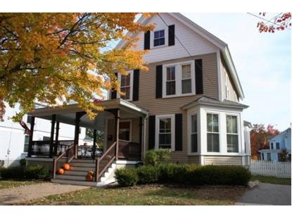 6 Gill St Exeter, NH MLS# 4458987
