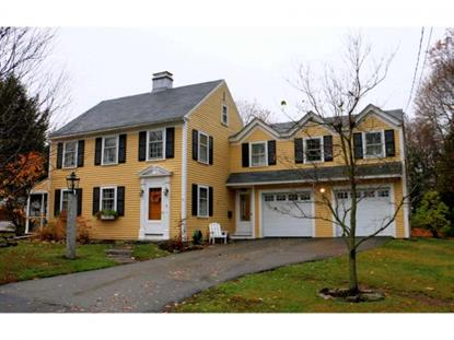 1 Wheelwright Ave Exeter, NH MLS# 4460435