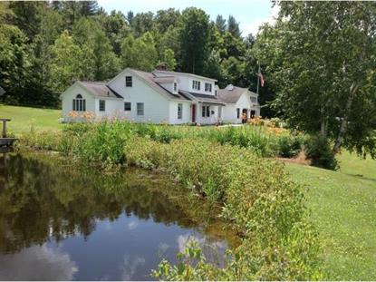 341 Forrest Farm Road  Pawlet, VT MLS# 4481045