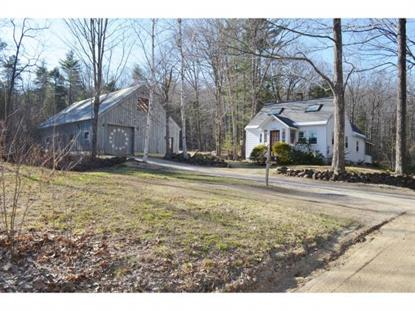 253 Tucker Mountain Road  Andover, NH MLS# 4483873