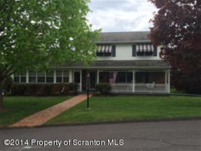 583 Hilltop Rd Peckville, PA MLS# 14-1860