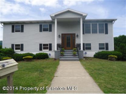 706 Adele Dr Peckville, PA MLS# 14-2985