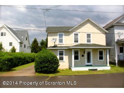 1120 Marion St Peckville, PA MLS# 14-3322