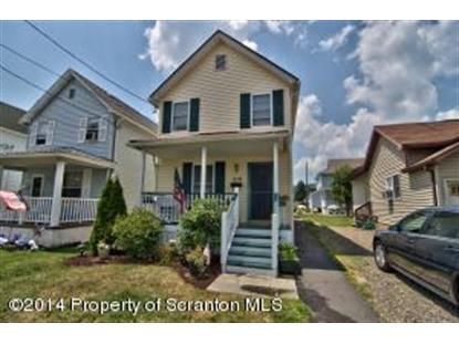 319 Maple St Peckville, PA MLS# 14-3431