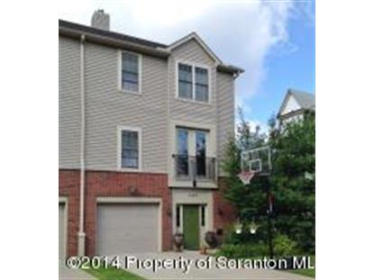 1220 Olive St Scranton, PA MLS# 14-3489