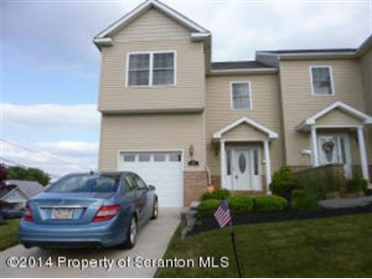 1232 8 BRYN MAWR STREET Scranton, PA MLS# 14-544