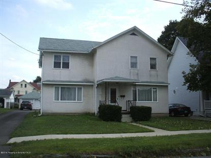 723 Main St Peckville, PA MLS# 14-5492