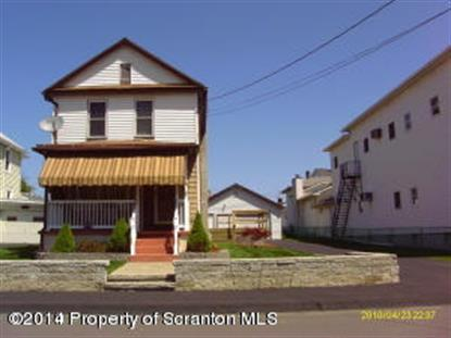 1110 Myers Ave Peckville, PA MLS# 14-588