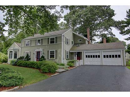 6 VINCENT PAUL DR Barrington, RI MLS# 1099470