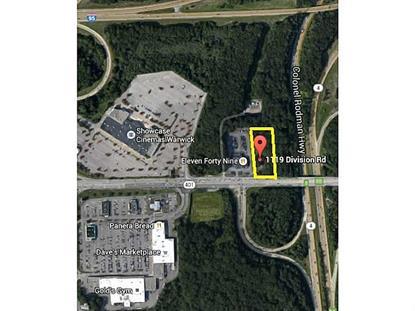 1119 DIVISION ST Warwick, RI MLS# 1103351