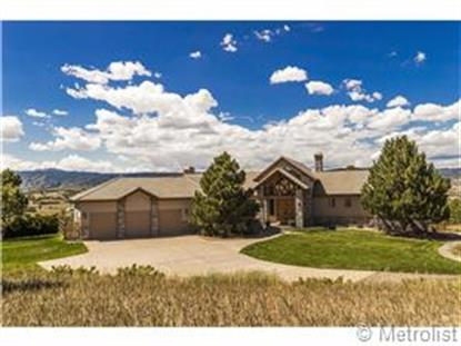 2598 BIG BEAR Drive Sedalia, CO MLS# 1228826
