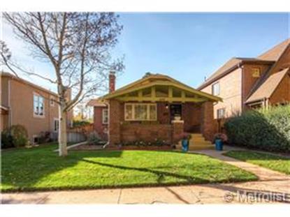 649 South Ogden Street Denver, CO MLS# 1595227