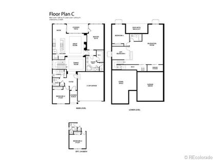 19379 East Quincy Place Aurora, CO MLS# 1604196