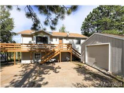 324 Burland Drive Bailey, CO MLS# 1626427