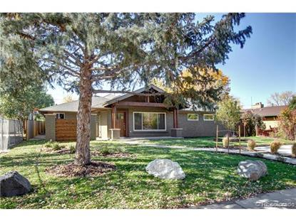 155 Holly Street Denver, CO MLS# 1703425