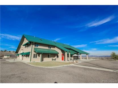 4123 North State Highway 67  Sedalia, CO MLS# 1724936