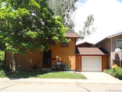 995 Modred Street Lafayette, CO MLS# 1766429