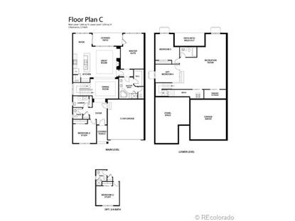 19409 East Quincy Place Aurora, CO MLS# 1778569