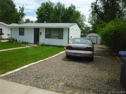 710 South Longmont Avenue Lafayette, CO MLS# 1990169