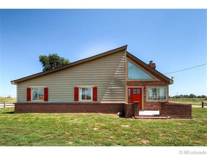 7282 County Road 21  Fort Lupton, CO MLS# 2011392
