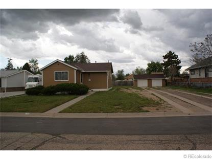 132 5th Street Fort Lupton, CO MLS# 2096323