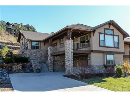 4370 Chateau Ridge Lane Castle Rock, CO MLS# 2119746