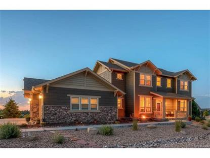7640 Weaver Circle Castle Rock, CO MLS# 2132496