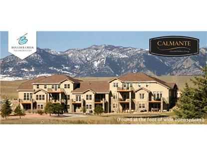 2757 Tierra Ridge Court Superior, CO MLS# 2204233