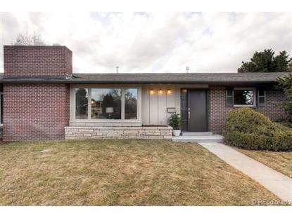503 South Oneida Way Denver, CO MLS# 2605724