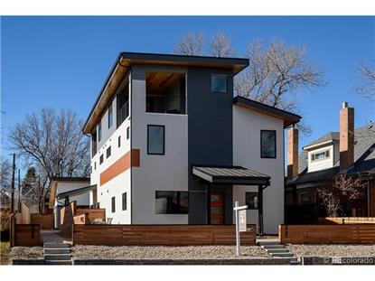 3727 Tejon Street Denver, CO MLS# 2682315