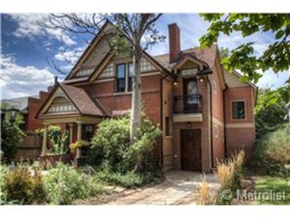 1471 South Pennsylvania Street Denver, CO MLS# 2888855