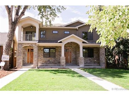 2073 South Clayton Street Denver, CO MLS# 3142874