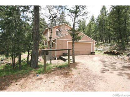 606 Yellow Pine Drive Bailey, CO MLS# 3353641