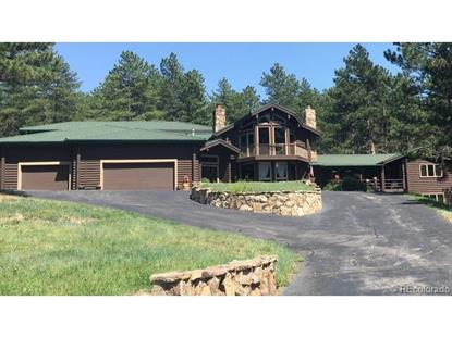 4218 South Perry Park Road Sedalia, CO MLS# 3446846